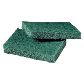 Scotch-Brite® General Purpose Scrub Pad, 3 x 4 1/2, Green, 40 per Box