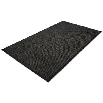 Guardian Golden Series Indoor Wiper Mat, Polypropylene, 36 x 60, Charcoal