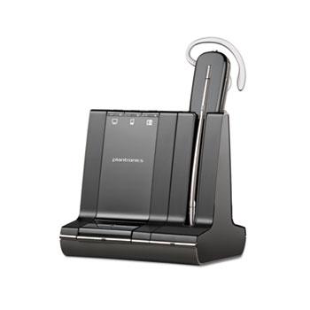 Savi 740 Monaural Convertible Headset, Microsoft Optimized