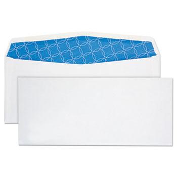 Tinted Envelope, Contemporary, #10, White, 500/Box