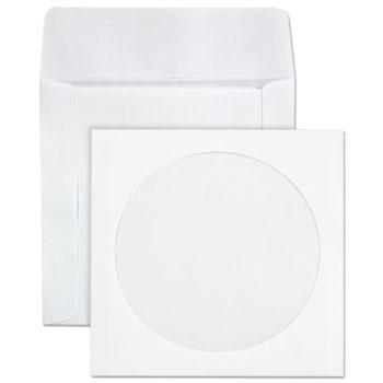 CD/DVD Sleeves, 100/Box