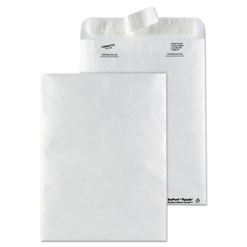 Tyvek Mailer, Side Seam, 9 x 12, White, 50/Box