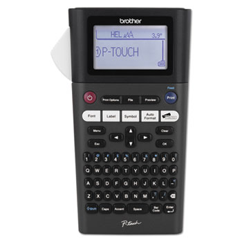 Brother P-Touch® PT-H300 Take-It-Anywhere Labeler, 5 Lines