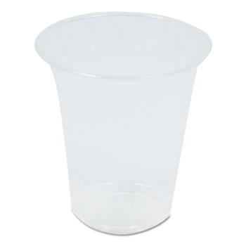 NatureHouse® Compostable PLA Corn Plastic Cold Cups, 12oz, Clear, 1000/Carton
