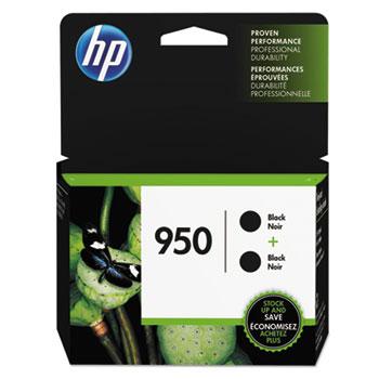 950 Ink Cartridges - Black, 2 Cartridges (L0S28AN)