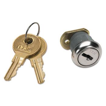 HON® Vertical File Lock Kit, Chrome