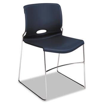 HON® Olson Stacker Series Chair, Regatta, 4/Carton