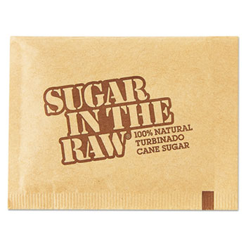 Single-Serve Sugar Packets, 500/CT