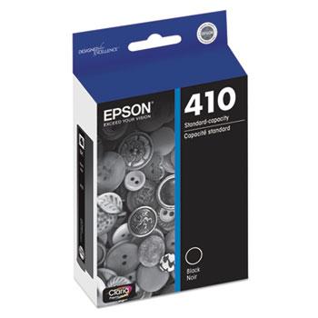 Epson® T410020 (410) Ink, Black