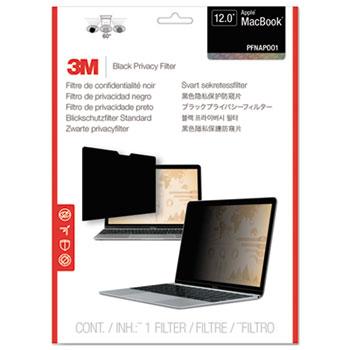 "3M™ Blackout Frameless Privacy Filter for 12"" Widescreen MacBook Air, 16:9"