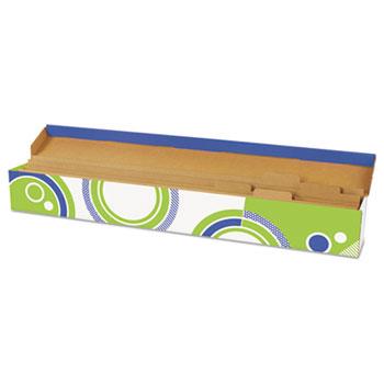 TREND® File 'n Save System Trimmer Storage Box, 39-1/2 x 5 x 5, Bright Stars Design