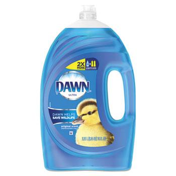 Dawn® Dishwashing Liquid, Original Scent, 75 oz Bottle, 6/Carton