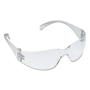 3M™ Virtua Protective Eyewear, Clear Frame, Clear Anti-Fog Lens