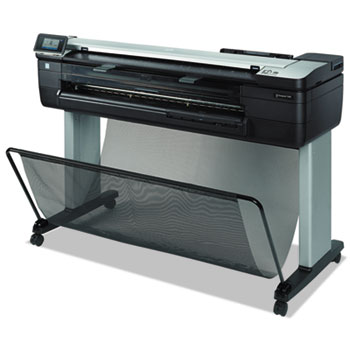 "HP Designjet T830 36"" Multifunction Wide-Format Inkjet Printer"