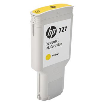 HP HP 727 (F9J78A) Yellow Original Ink Cartridge, 300 mL