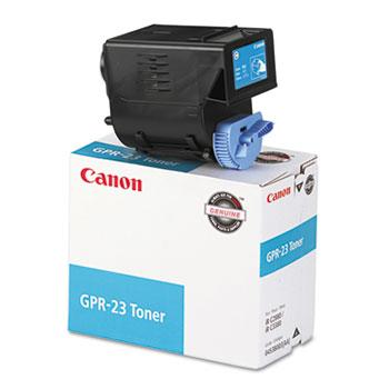 Canon® 0453B003AA (GPR-23) Toner, Cyan