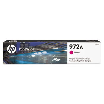 972A PageWide Cartridge, Magenta (L0R89AN)
