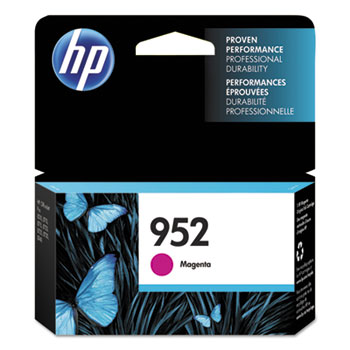 952 Ink Cartridge, Magenta (L0S52AN)