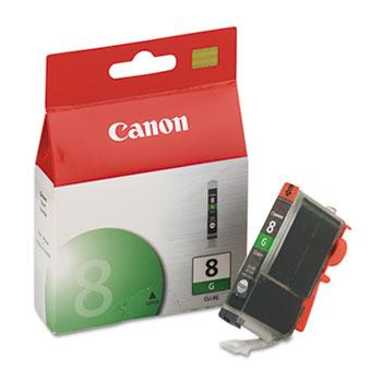 Canon® CLI8G (CLI-8) Ink, Green