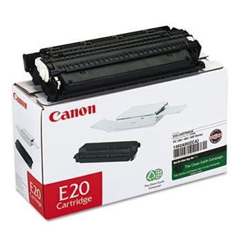 Canon® E20 Toner, Black
