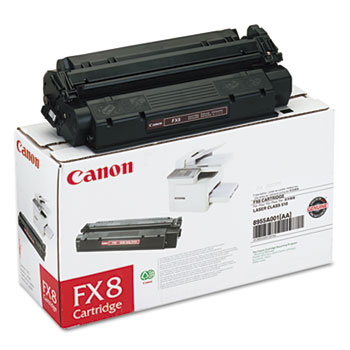 8955A001AA (FX-8) Toner, Black