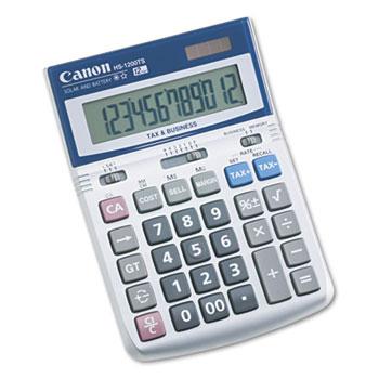 HS-1200TS Desktop Calculator, 12-Digit LCD