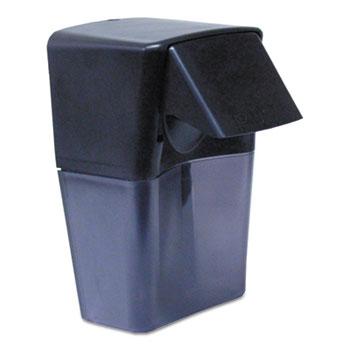 Top PerFOAMer Foam Soap Dispenser, 32 oz Capacity, 4 3/4 x 7 x 9, Black