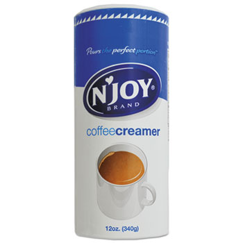 Coffee Creamer, 12 oz. Canisters, 3/PK