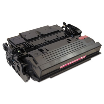 TROY® 0281676001 287X High-Yield MICR Toner Secure, Alternative for HP CF287X, Black