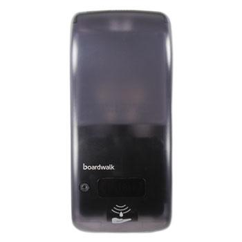 Boardwalk® Bulk Fill Soap Dispenser, 900 mL, 5.5 x 4 x 12, Black