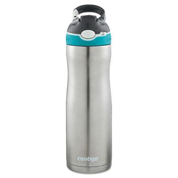 AUTOSPOUT Ashland Chill Water Bottle, 20 oz, Scuba, Stainless Steel