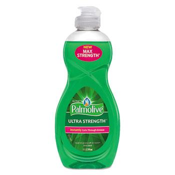 Palmolive® Dishwashing Liquid, Original Scent, 10 oz Bottle, 16/Carton