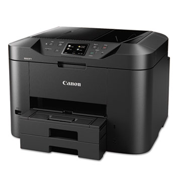 Canon® MAXIFY MB2720 Wireless Home Office All-In-One Printer, Black