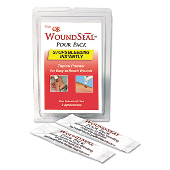 First Aid Only™ Refill for SmartCompliance General Business Cabinet, (2) Powder Pour Packs