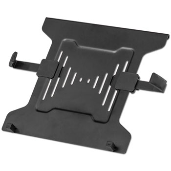 Fellowes® Laptop Arm Accessory, Laptops Up to 15 lbs., Attaches to VESA Plate, Black