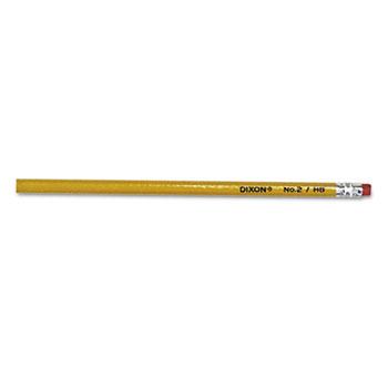 Woodcase Pencil, HB #2 Lead,Yellow Barrel, 144/Box