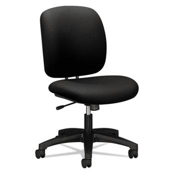 HON® ComforTask Task Chair, Black