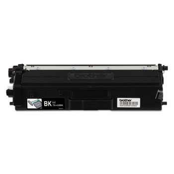 Brother TN439BK Ultra High Yield Toner, 9000 Page-Yield, Black