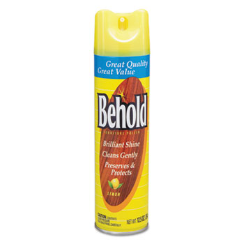 Diversey™ Behold Furniture Polish, Lemon
