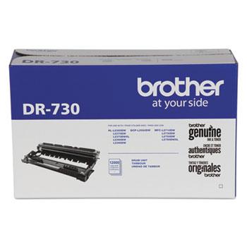 DR730 Drum Unit, Black