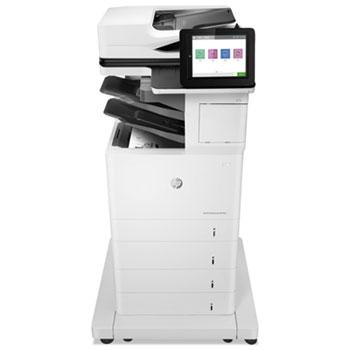 HP LaserJet Enterprise MFP M631z, Copy/Fax/Print/Scan