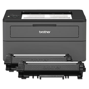 Brother HLL2370DWXL Wireless Laser Printer