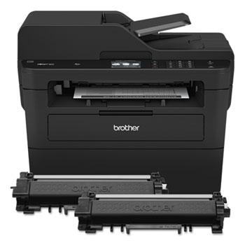 Brother MFC-L2750DWXL Laser Copier, Copy/Fax/Print/Scan