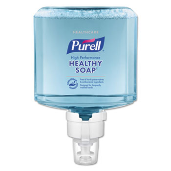 PURELL® Healthcare CRT HEALTHY SOAP™ High Performance Foam, ES8 Refill, 1200 mL, 2/CT