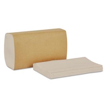 "Tork® Singlefold Hand Towel, 1-Ply, 9.125"" x 10.25"", White, 250/PK, 16PK/Carton"