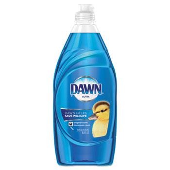 Dawn® Liquid Dish Detergent, Original Scent, 19.4 oz. Bottle, 10/CT