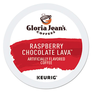 Raspberry Chocolate Lava K-Cup® Pods, 24/BX
