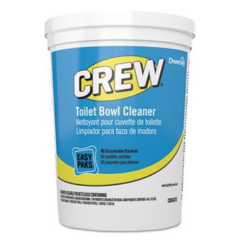 Crew® Easy Paks® Toilet Bowl Cleaner, 90 Count, 2/CT