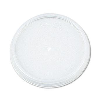 Dart® Lids, Plastic, 12oz Foam Cups, Vented, 1000/CT
