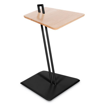 Safco® Laptop Table, 19 1/2w x 15d x 29h, Natural